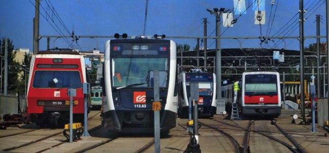 series tren FGC